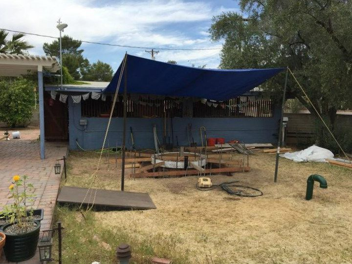 Man Made A Chilling Discovery In His Backyard After Hearing Rumors